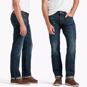[Lucky Brand] 221 Original Straight Jeans